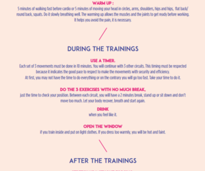 fitness, training, and workout image