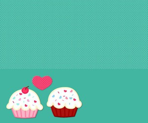 cupcakes, wallpaper, and fondo image
