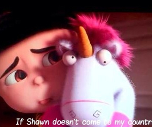 unicorn and despicable me image