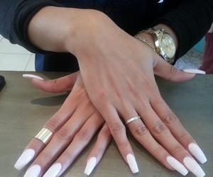 beauty, charm, and nails image