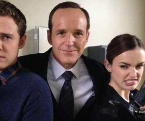 simmons, fitz, and coulson image