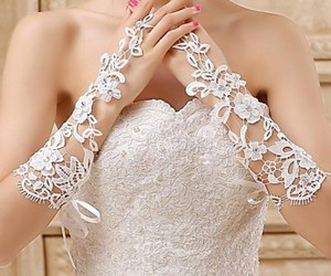 wedding dresses and wedding accessories image