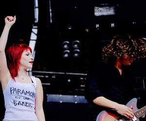 brand new eyes, hayley williams, and paramore image