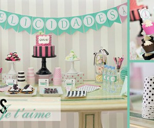 chic, colors, and cupcakes image