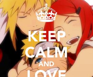 naruto and keep calm image