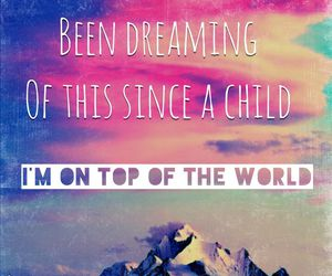 Lyrics and imagine dragons image