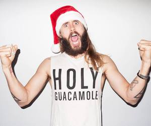 jared leto december 2014, jared leto funny, and jared leto tattoos image
