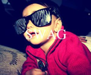 swag, baby, and boy image