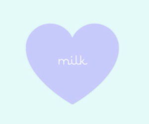 blue, heart, and cute image