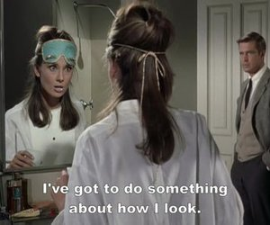audrey hepburn, Breakfast at Tiffany's, and quote image