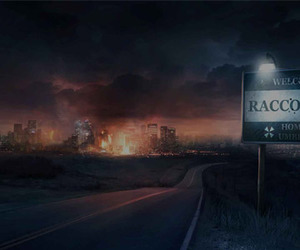 resident evil and raccoon city image