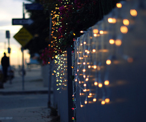 light, photography, and street image