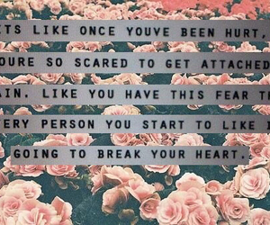 heart, people, and quotes image