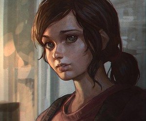 ellie, game, and the last of us image