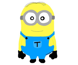 minions and transparents image