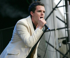 band, brandon flowers, and rock image