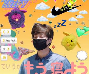exo, kai, and furby image