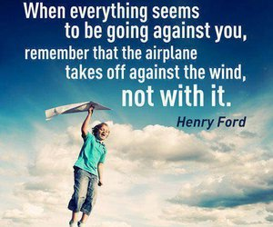 motivation, quote, and henry ford image