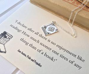 book, jane austen, and pride and prejudice image