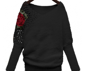 girls unique sweaters, trendy winter tops, and designer winter sweaters image