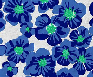 buttercup, flowers, and pattern image