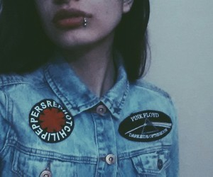 blue, grunge, and hipster image