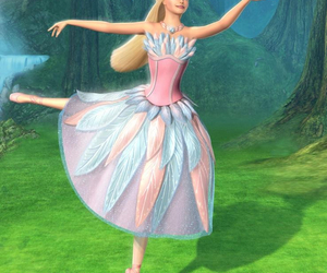 barbie and Odette image
