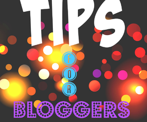 blogger, tips, and bblogger image
