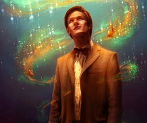 doctor who, matt smith, and 11th image