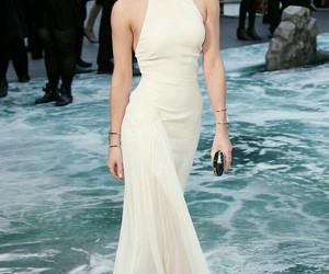 emma watson, white, and dress image