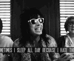 falling in reverse, ronnie radke, and fir image