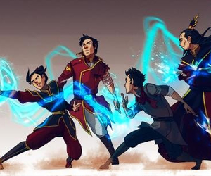 avatar, azula, and zuko image