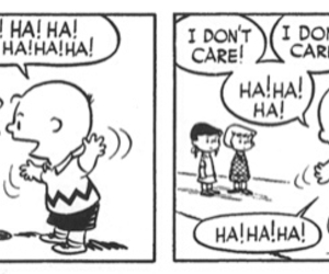 text and charlie brown image