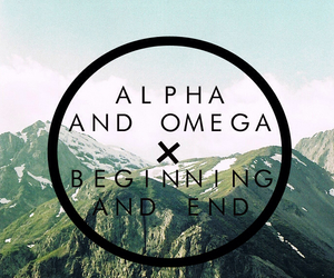 alpha and omega image