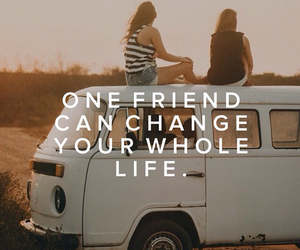 friends, change, and life image