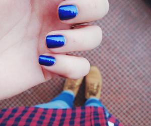 alternative, black, and Bleu image