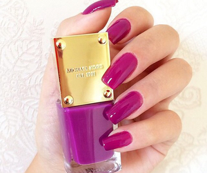 beautifull and nails image