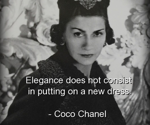 chanel, coco, and coco chanel image