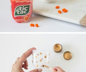 diy, tic tac, and creative image