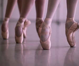 ballet, dancing, and flexibility image