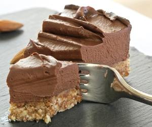 almond, avocado, and chocolate image