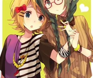 anime, vocaloid, and kawaii image
