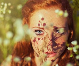 photography, redhead, and beautiful image
