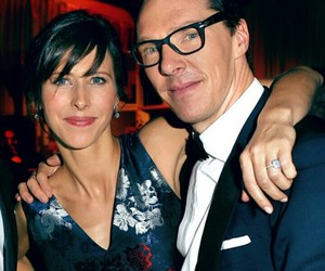 beautiful couple, benedict, and sophie image