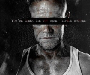 twd, merle, and dixon image