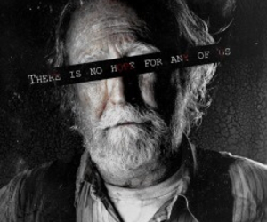 hershel, the walking dead, and twd image