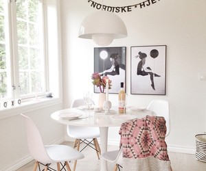 interior, interior design, and nordic image