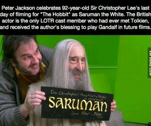 actor, gandalf, and the hobbit image