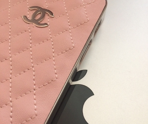 apple, chanel, and iphone image