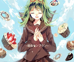 vocaloid, gumi, and coward montblac image